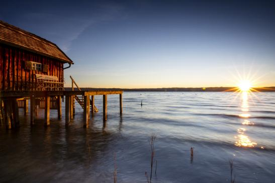 TS_0029 Sonnenaufgang am Ammersee